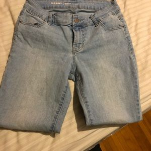 Old Navy Jeans - Old Navy super skinny jeans mid rise